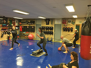 Functional Training Circuit Training Den Haag Bootcamp