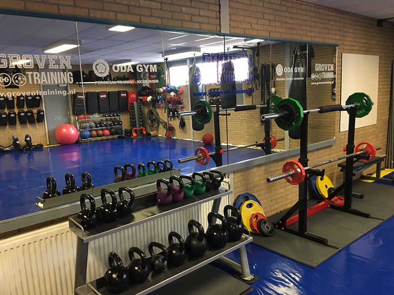 Personal Training ODA GYM Den Haag